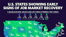 These 3 states are suffering the slowest coronavirus job market recoveries