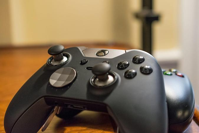 Valve's Steam Controller interface now works with Xbox gamepads