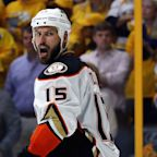 Ducks captain Ryan Getzlaf fined $10,000 for using homophobic slur against a ref in Game 4