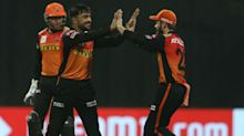 Rashid dominates Capitals as Sunrisers get first win