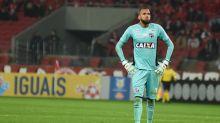 """Lisca sobre Éverson: """"Está treinando cada vez melhor. Óbvio que ele gostaria de jogar no Santos"""""""