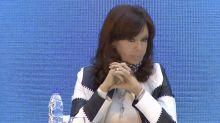 """Cristina Kirchner: """"Se comprobó que a Bruglia y Bertuzzi los quieren mantener ilegalmente en la Cámara Federal para garantizar la impunidad de Macri"""""""