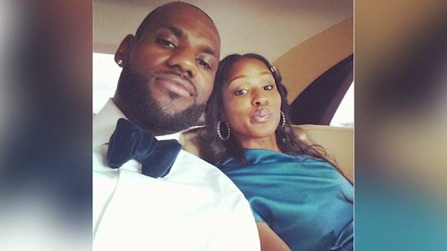LeBron James Wedding Will Be Fit For A King