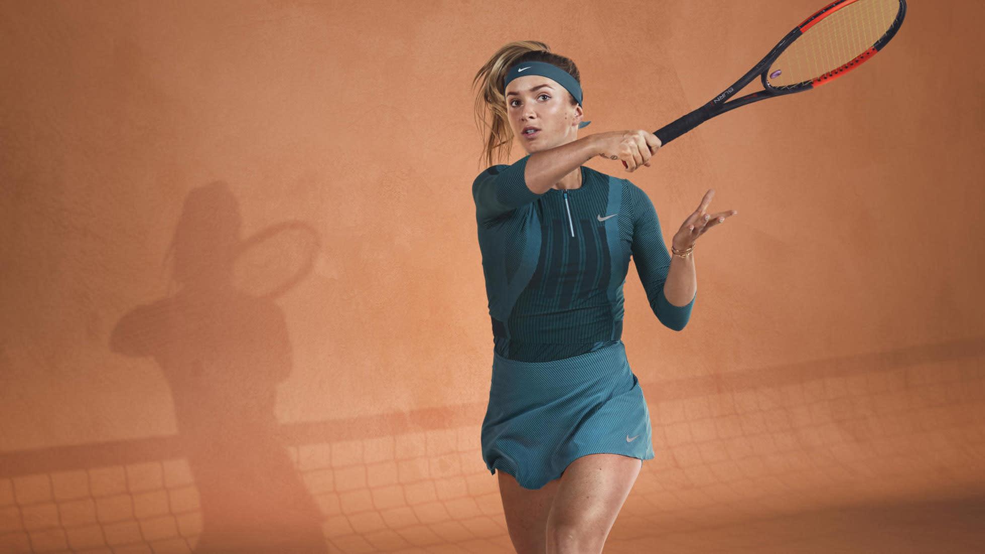 c5c95bd531 Nike unveils new NikeCourt Paris Tennis collection