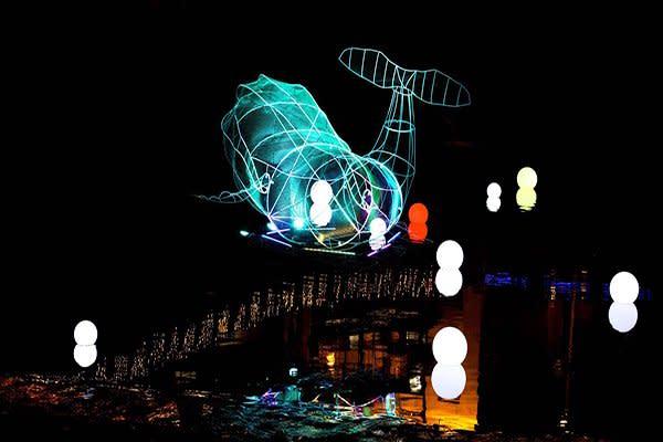 高雄燈會藝術節 (圖/高雄燈會藝術節 Kaoshiung Lantern Festival)