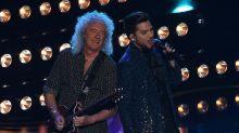 Queen hace rocanrolear a los Oscar (y a Javier Bardem)