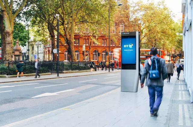 New York's free gigabit WiFi kiosks are coming to the UK