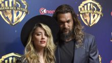 Amber Heard protests Instagram's nudity policy with shirtless photo of Jason Momoa