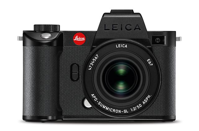 Leica's SL2-S is a $4,895 beast with 4K 60 fps video capability