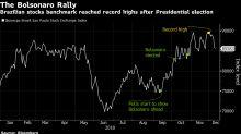 Otimismo no mercado com Bolsonaro diminui antes mesmo da posse