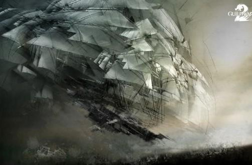 Guild Wars 2 releases Bazaar of the Four Winds music