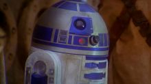 R2D2 used in 'Star Wars' films sells for $2.6M at auction