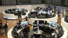 Coronavirus : le spectre de nouvelles restrictions fait plonger les Bourses européennes