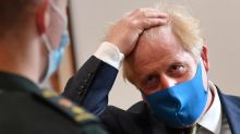 After mixed messages and mess-ups, Johnson bows to the inevitable