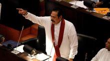 El Presidente de Sri Lanka rechaza la segunda moción de censura contra Rajapaksa