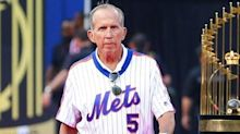Davey Johnson, who managed Mets to 1986 World Series title, hospitalized with COVID-19