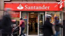 Santander UK profits take 21% hit on 'competitive pressures'