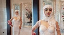 This life-sized bride is worth a million dollars (and you can eat her, too)