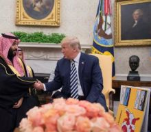 Trump 'stands with' Saudi Arabia and defends crown prince over Khashoggi
