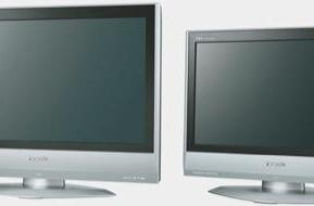 Panasonic's 32 and 26-inch Viera LCD televisions