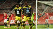 Manchester United 2-2 Southampton: Last-gasp Obafemi leveller dents hosts' top-four hopes
