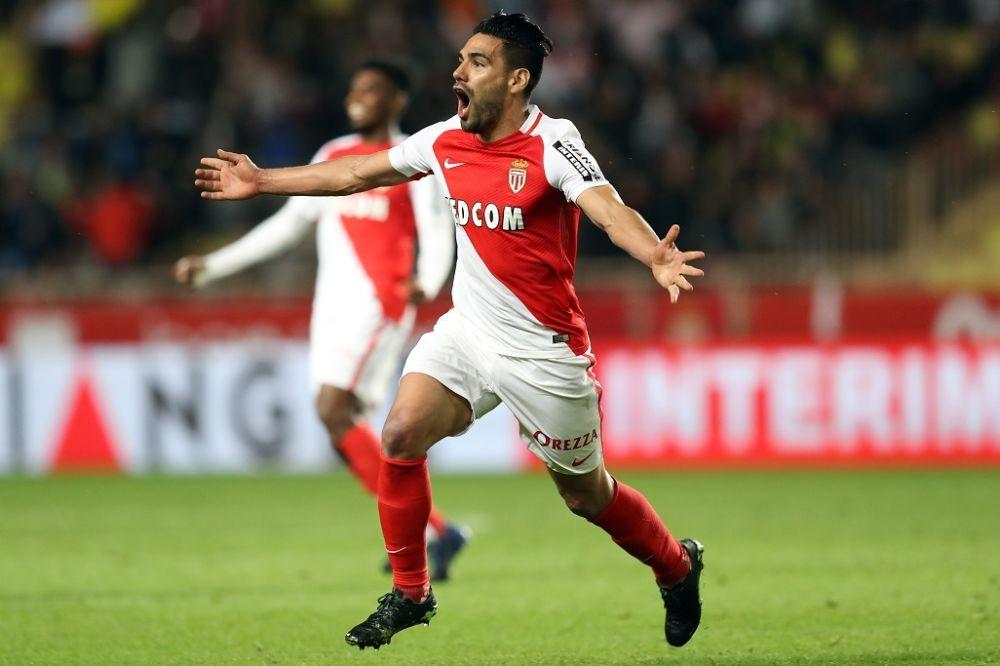 Monaco-Dijon: Falcao délivre l'ASM dans un match crucial pour la course au titre
