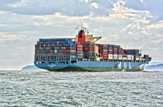 Amazon is getting into the oceanic freight shipping game