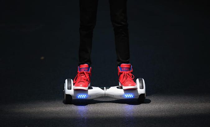 Airlines ban 'hoverboards' due to fire risk and safety concerns