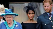 """La """"gota que colmó el vaso"""" en la decisión de Meghan y Harry de alejarse de la familia real"""