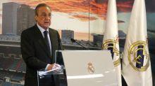Florentino Pérez, el nuevo Bernabéu y el reto 'galáctico'