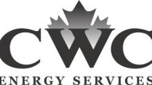 CWC Energy Services Corp. Announces 2020 Capital Expenditure Budget