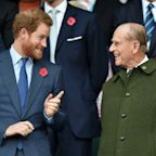 Prince Harry shares tribute to Prince Philip: 'He was a master of the barbecue and legend of banter'