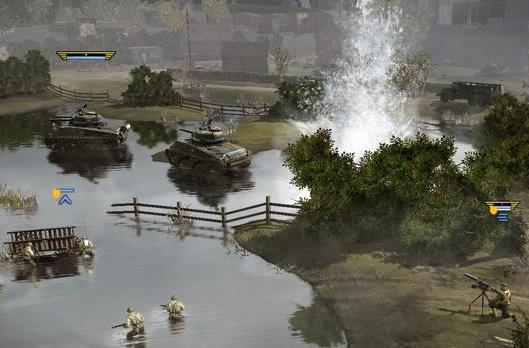 THQ and WindySoft sending Company of Heroes Online to South Korea