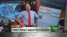 Cramer pushes back against 'peak earnings' theory with 5 ...