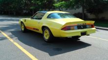 This yellow Camaro and other weird/wonderful cars at Mecum Auctions Portland