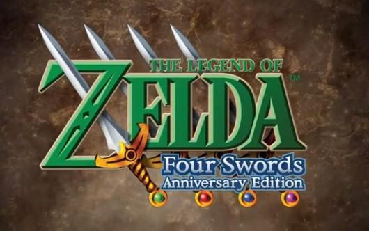 PSA: Four Swords Anniversary Edition out now worldwide