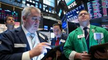 Wall Street near flat in quiet session ahead of earnings wave
