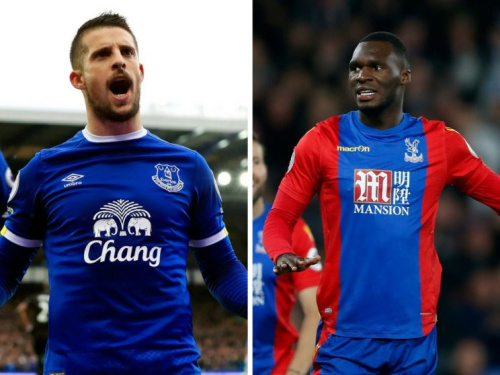 Will Everton's Kevin Mirallas and Crystal Palace's Christian Benteke be in your Daily Fantasy team?