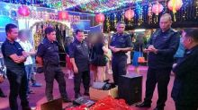 Cheras restaurant 'serving' GROs raided by police