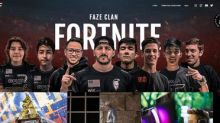 Wix and FaZe Clan Launch Global Partnership