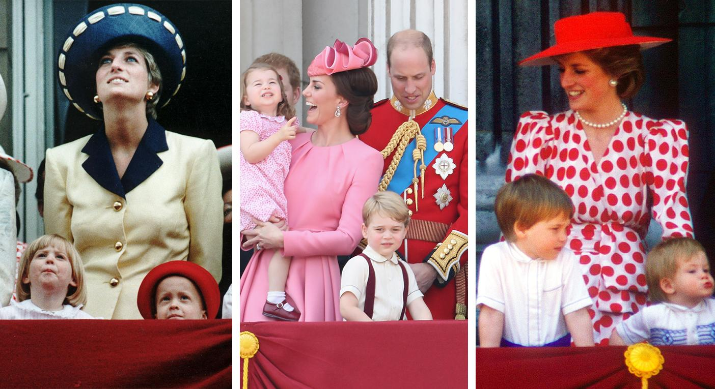Trooping the Colour fashion