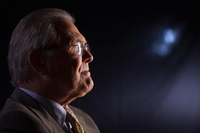 Donald Rumsfeld helped make an iPhone game