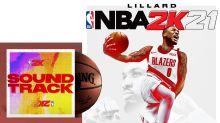 Damian Lillard steuert zwei Songs bei - der NBA 2K21 Soundtrack