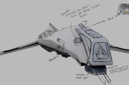 Watch Star Citizen teams design the next great starship