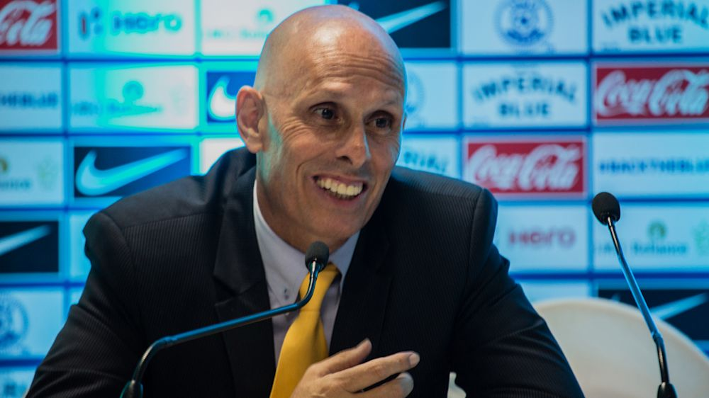 Under-17 World Cup: Stephen Constantine - I want India to do well