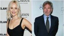 Jennifer Lawrence Met Harrison Ford and It Was Amazingly Embarrassing: 'I Humiliated Myself'