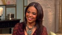Sanaa Lathan Talks Possible Romance On 'Boss'