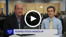 RMD Stock Wakes Up