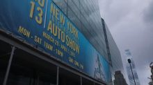 New York Motor Show: The highlights