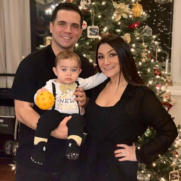 Jersey Shore 's Deena Cortese Is Pregnant, Expecting Baby No. 2